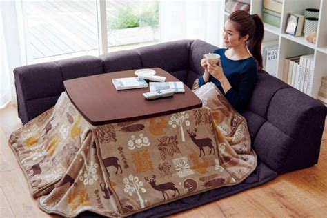 kotatsu bed this japanese bed will transform the way you nap
