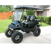 2007 Club Car Precedent Monster Cart By CKD Golf Carts