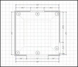 Guide easy measurements for cabinets design amp layout template