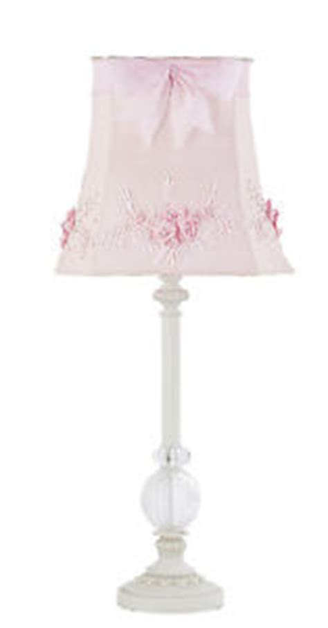 Black And Pink L Shade by White Table L Glass Pink Shade Nursery