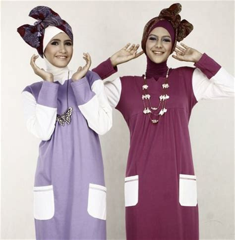 Jilbab Kaos Remaja 10 contoh model kaos muslim remaja trendy terbaru