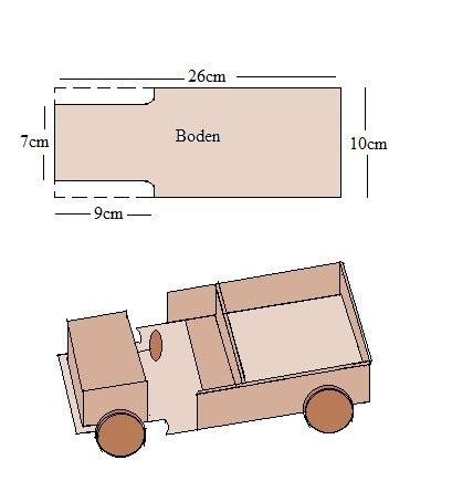 Bauanleitung Auto by Bauanleitung Fahrzeuge 187 Bauplan