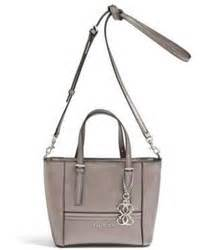Anye Tote Bag Rosegold Anye guess delaney gold mini tote where to buy how to wear