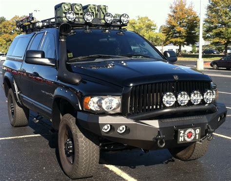 zombie hunter jeep wer mopar 2005 dodge power wagon zombie hunter a