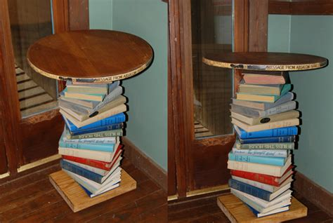 Best Upholstery Books by 8 Incre 237 Bles Muebles Hechos Con Libros Libr 243 Patas