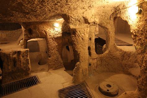Underground Search The Cones Of Cappadocia Search Of
