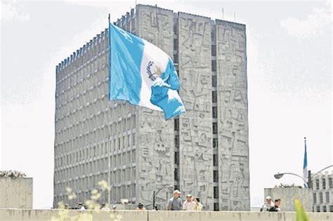 banco central de guatemala anuncian cambios en gerencias banguat