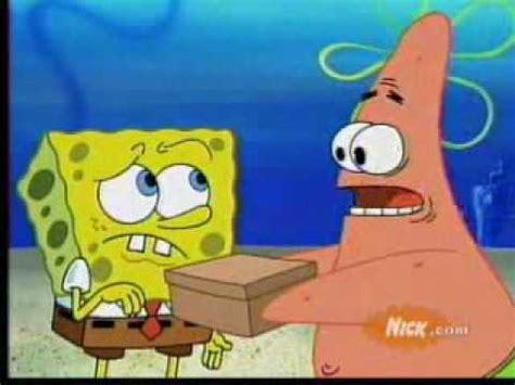 spongebob s secret episode spongebob the secret box high quality sound