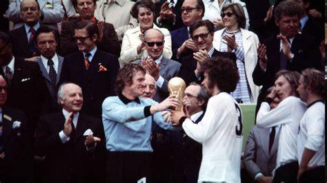 wann war deutschland das letzte mal weltmeister die wm 1974 wm geschichte weltmeisterschaften
