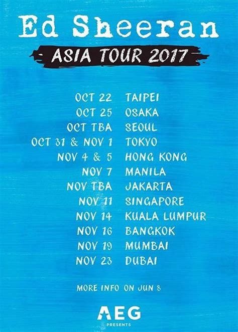 ed sheeran tickets tour dates 2017 concerts songkick ed sheeran announces japan shows 2017 canceled postponed