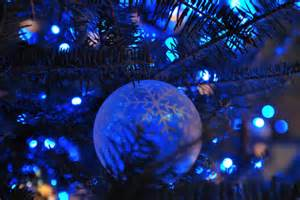 lights and ornaments blue lights and ornament pictures photos and