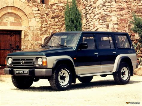 nissan patrol 1995 nissan patrol related images start 100 weili automotive