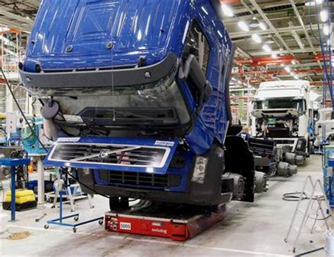 volvo assembly line volvo truck denies release of damme quot epic split quot