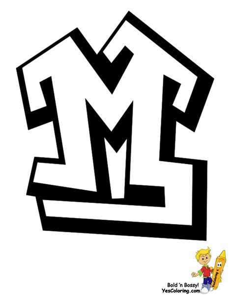graffiti m hip hop alphabet graffiti hip hop graffiti free