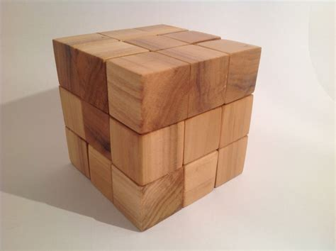 woodguide mystery cube   cube puzzle woodworking project