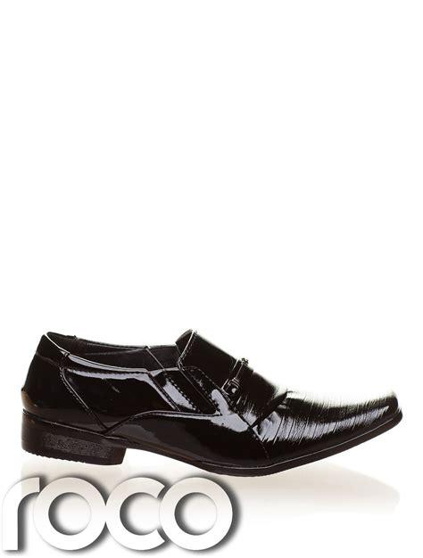 boys black shoes boys prom shoes page boy shoes boys