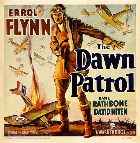 dawn patrol the 1938