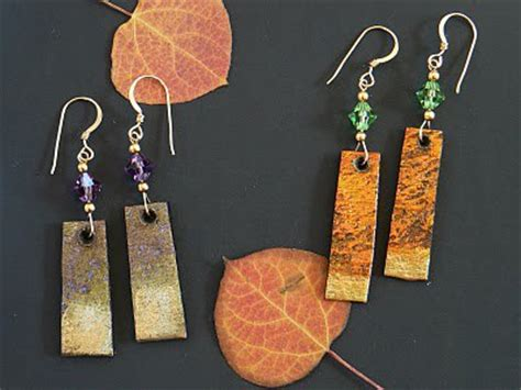 How To Make Paper Mache Earrings - how to make paper mache earrings
