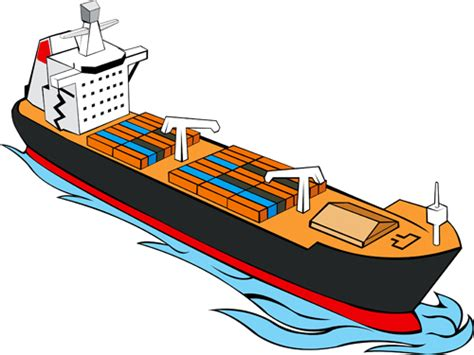 boat link shipping ship cartoon cliparts co