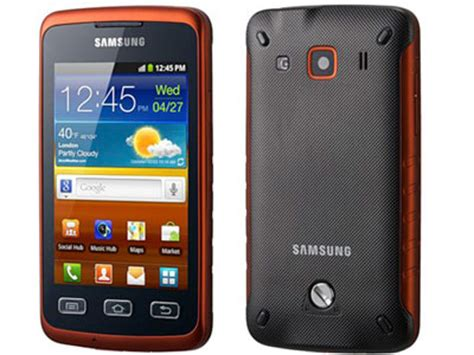 Handphone Samsung Xcover 2 update galaxy xcover s5690 to xxll1 android 2 3 6 official firmware how to tutorial guide