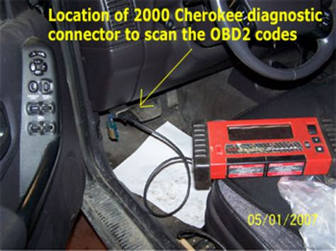 transmission control 2007 jeep commander on board diagnostic system check engine light codes