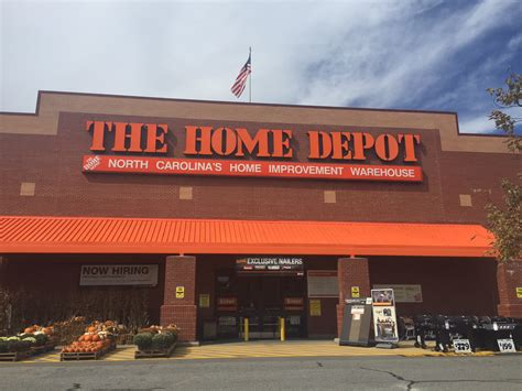 the home depot greensboro nc company profile