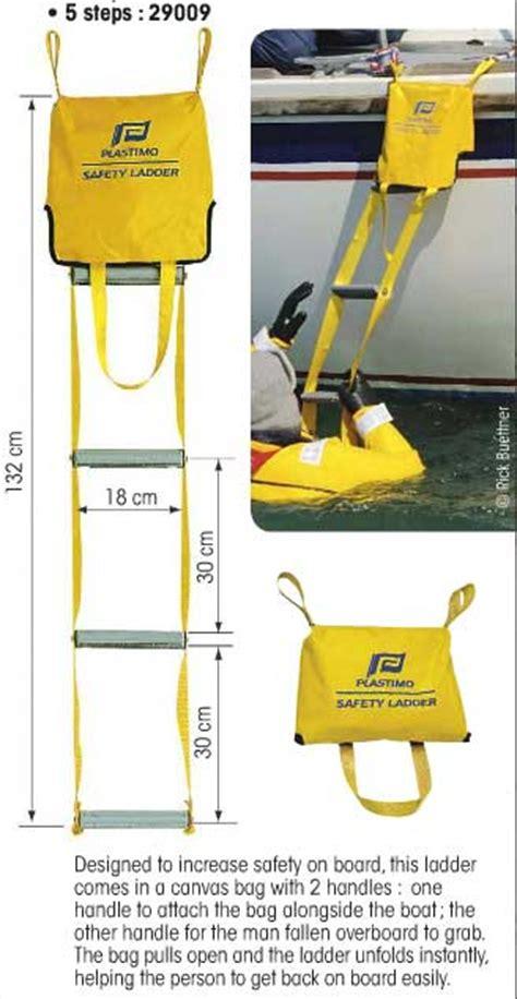 boat emergency ladder click to enlarge