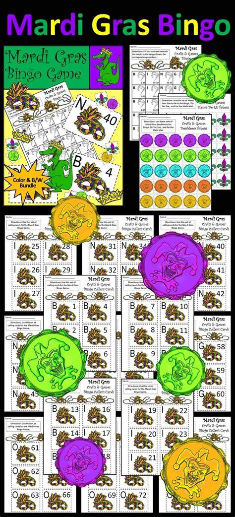 Free Printable Blank Mardi Gras Bingo Card Template by 25 Best Ideas About Bingo Card Template On