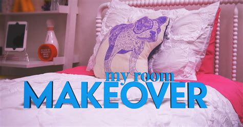 my room makeover teen vogue my room makeover video series