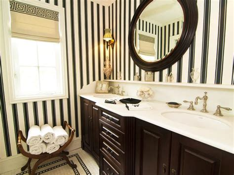striped bathrooms striped bathroom wallpaper 2017 grasscloth wallpaper
