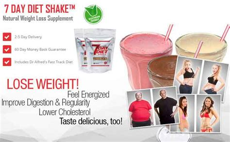 7 Day Detox Diet Pill Reviews by A Detailed 7 Day Diet Shake Review For A Weight Loss Detox