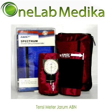Tensimeter Aneroid Abn Spectrum Sphygmomanometer Berkualitas tensimeter jarum aneroid abn onelab medika