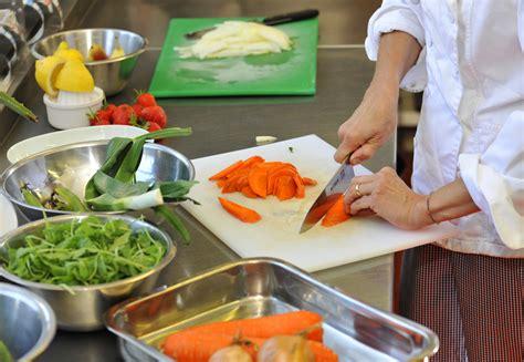preparation kitchen cooking at penninghame penninghame process