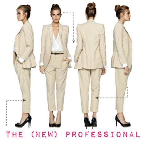 Code behind business professional dress also known as