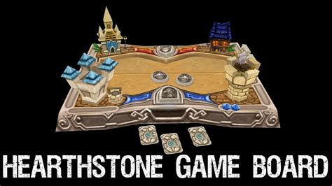 of warcraft table hearthstone board of warcraft in model