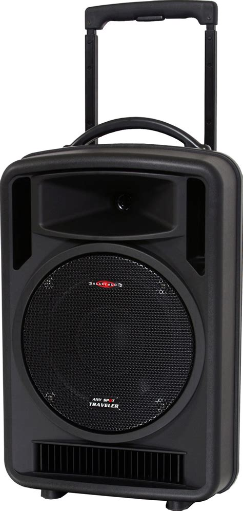 Multi Function Wireless Portable Pa Sound System galaxy audio as tv10c1 10 quot portable pa system w cd player