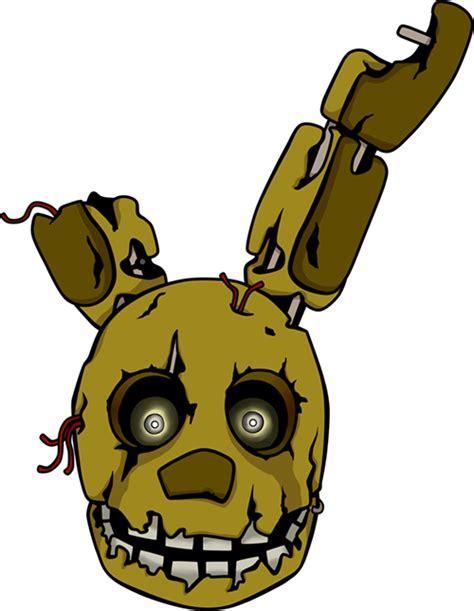 nights  freddys springtrap shirt design
