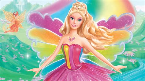 film barbie fairytopia barbie fairytopia magic of the rainbow movie fanart