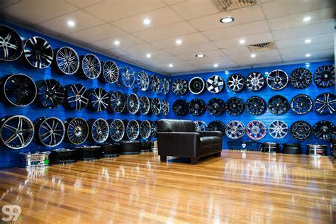 Garage Workshop Design ozzy tyres shop tour zen garage