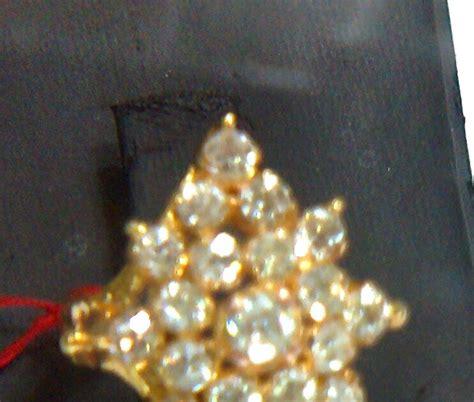 Anting Emas Mt Bunga Tetes toko berlian kalimantan cincin markis modern