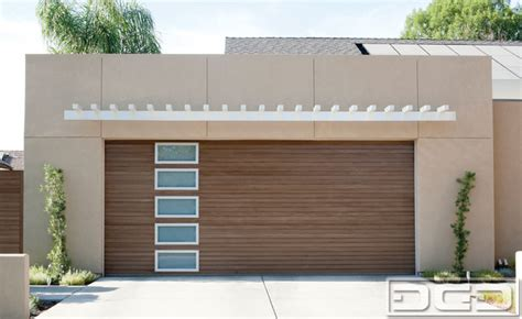 Mid Century Modern Garage Doors by Garages Designs Home Designs