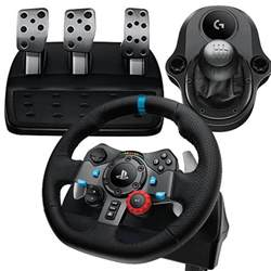 Logitech Steering Wheel Pc Kopen Bundle Logitech G29 Racing Wheel Driving Shifter