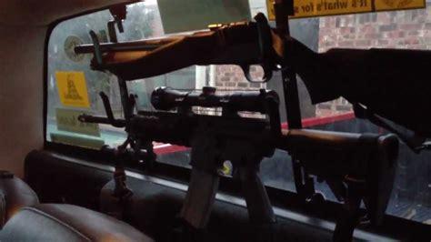 Gun Rack For Truck Window by Style Rifle Rack