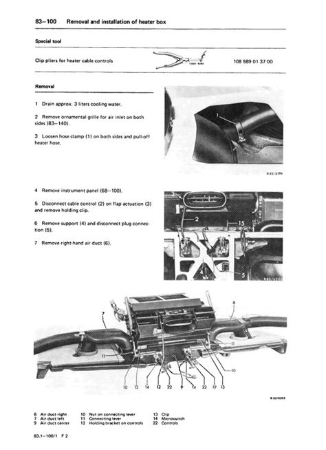 mercedes r129 wiring diagrams mercedes w124 wiring