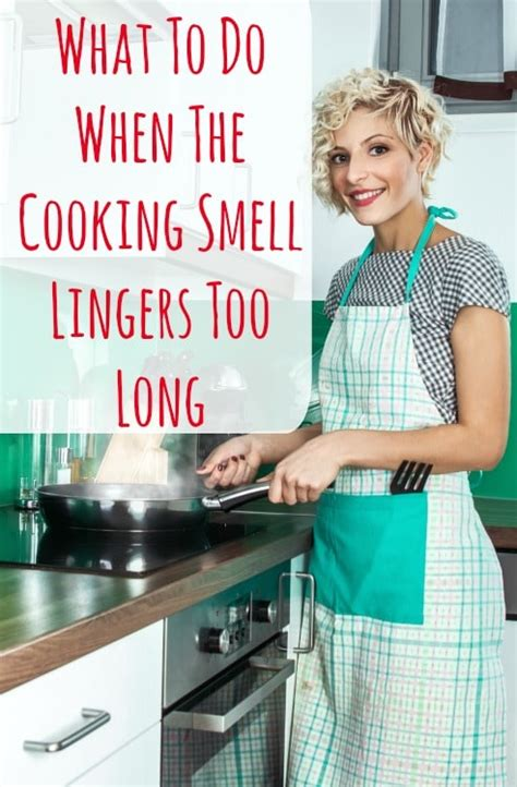 smell coming from kitchen apartment smells like cooking and not the good kind of