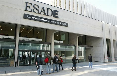 Esade Madrid Mba by How Esade Became A Startup Page 2 Of 2