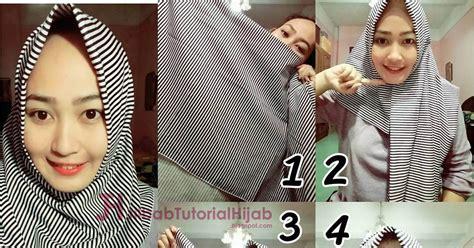 Segi Empat 6 6 cara segi empat sederhana jilbab tutorial