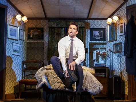 groundhog day on broadway andy karl injured during performance of groundhog day on