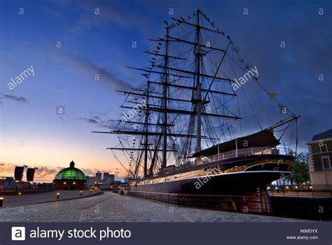 cutty sark at night greenwich london england uk cutty sark - Cutty Sark Boat London
