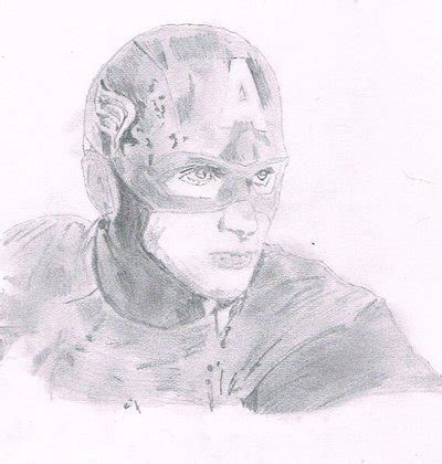 captain america l shade captain america pencil shade by artofkatiel on deviantart